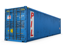 Used 40ft Shipping Containers - Seattle
