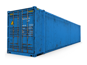 Used 45ft Shipping Container-ContainerDiscounts.com