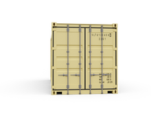 New 20ft Shipping Container-Grey-ContainerDiscounts.com