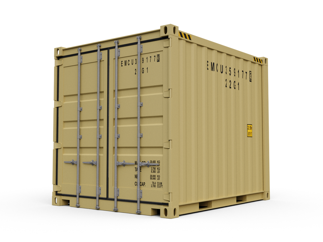 Used 10ft Shipping Container