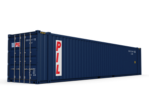 New 45ft High Cube Shipping Container