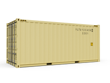 New 20ft Shipping Containers - Dallas