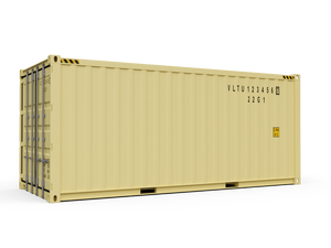 New 20ft Shipping Containers - Charlotte