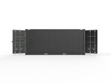 New 20ft Double Door Shipping Container-ContainerDiscounts.com