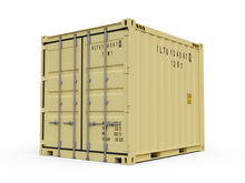 New 10ft Shipping Container - Cleveland