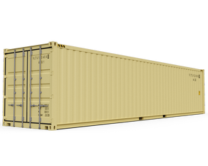New 40ft High Cube Shipping Container / NY - NJ