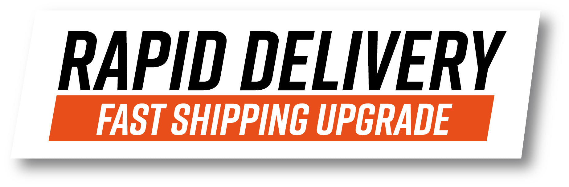 Rapid Delivery Upgrade