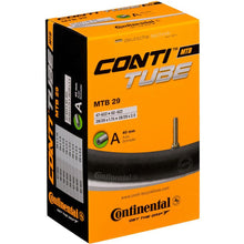 Load image into Gallery viewer, Continental MTB 29 x 1.75 - 2.50 Inner Tube