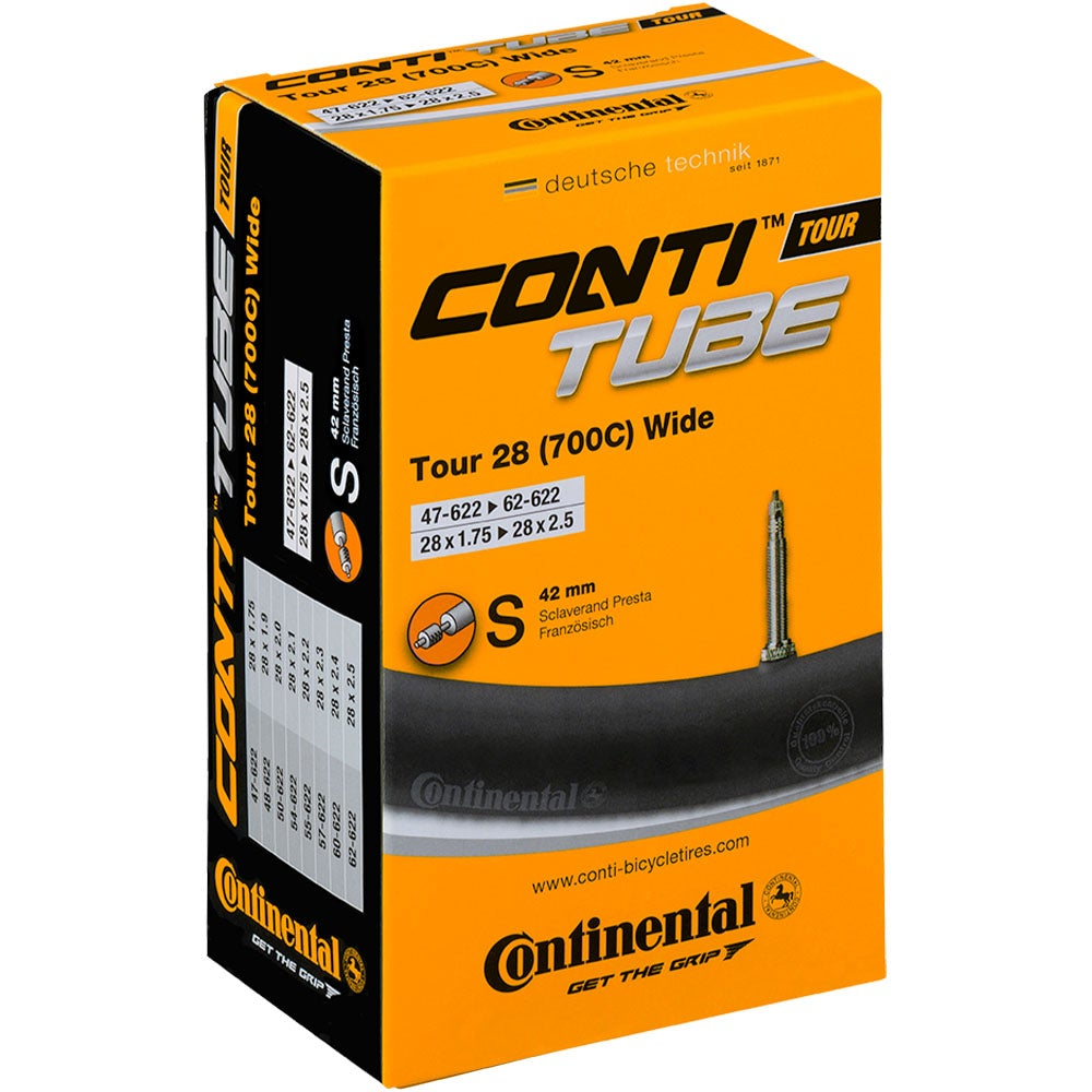 Continental Tour 28 x 1.75 - 2.50 Inner Tube