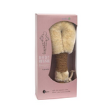 Jute (Soft) Body Brush