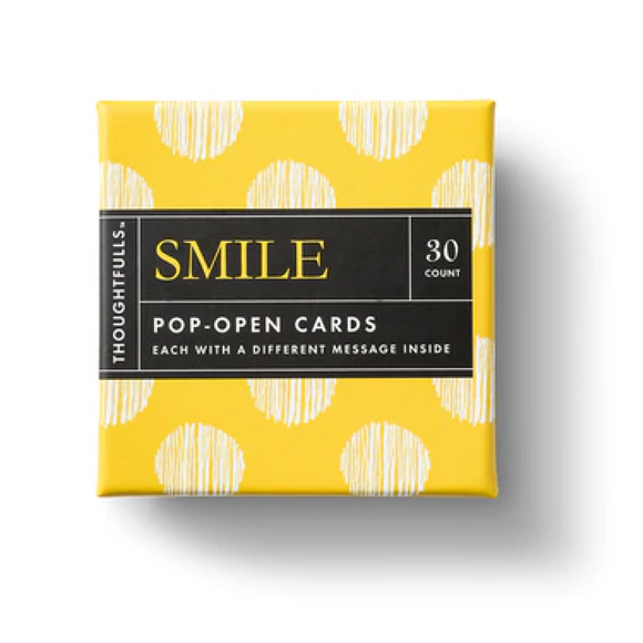 Smile Thoughtfulls Pop-Up Cards