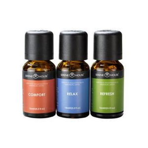 Spa Collection Essential Oil 3-piece Set