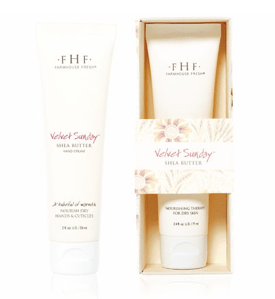 Velvet Sunday Shea Butter Hand Cream