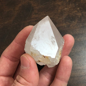 ET Arkimer Quartz Crystal Point