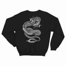 Load image into Gallery viewer, Dragon Sweater (Black)