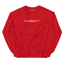 Load image into Gallery viewer, Dragon Sweater (Red)