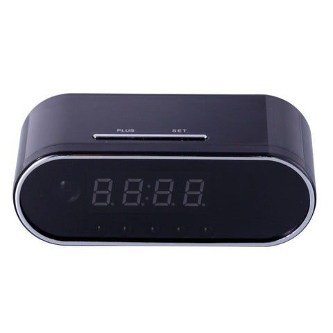 Hidden Camera Clock