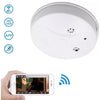 HD WiFi Smoke Detector Spy Camera