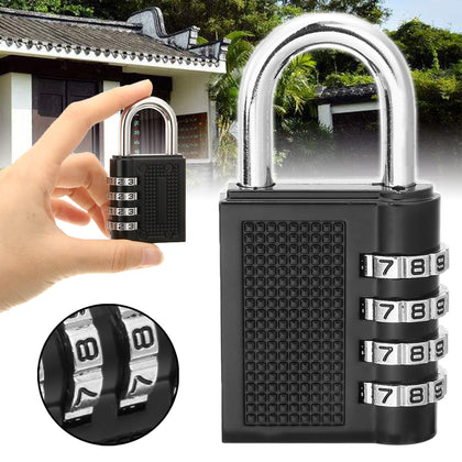 Heavy Duty Dial Combination Lock