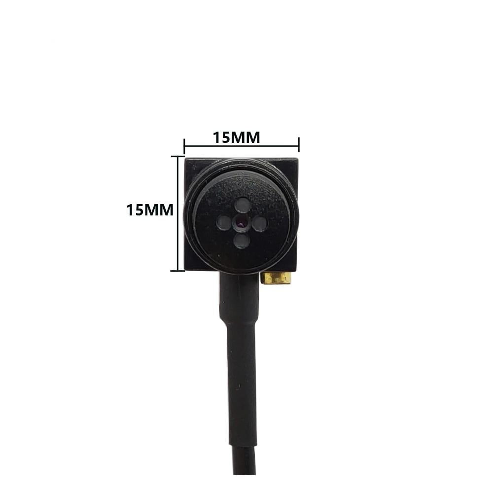 HD 1080P Spy Button Hidden Camera - SpyTechStop