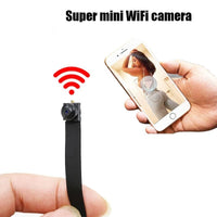 AHD 1080P WIFI FHD Mini Button Camera