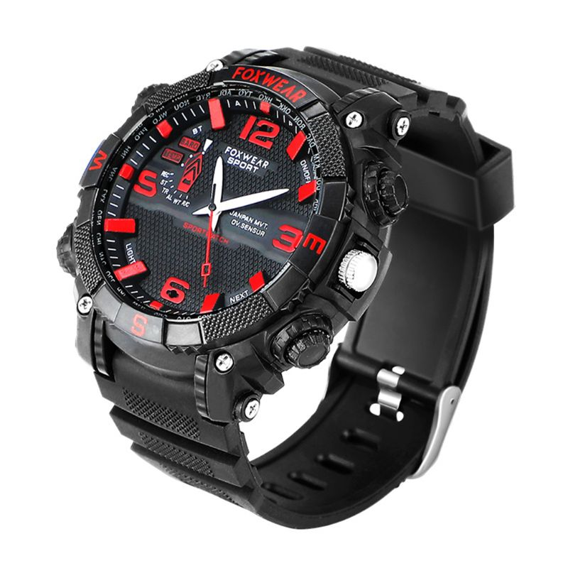 Wifi Waterproof Spy Watch -  128GB HD Night Vision