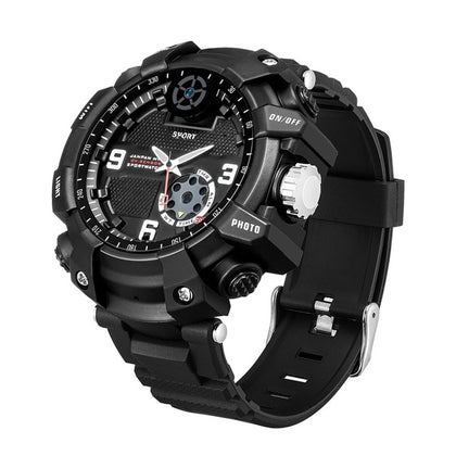 1080P Video Spy Watch - Night Vision, Waterproof