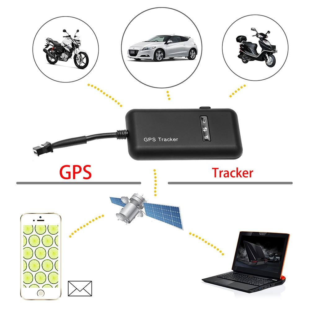 GPS Car Tracker Locator