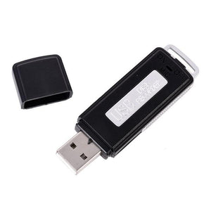 Mini USB Audio Voice Recorder 8G - Spy Solutions