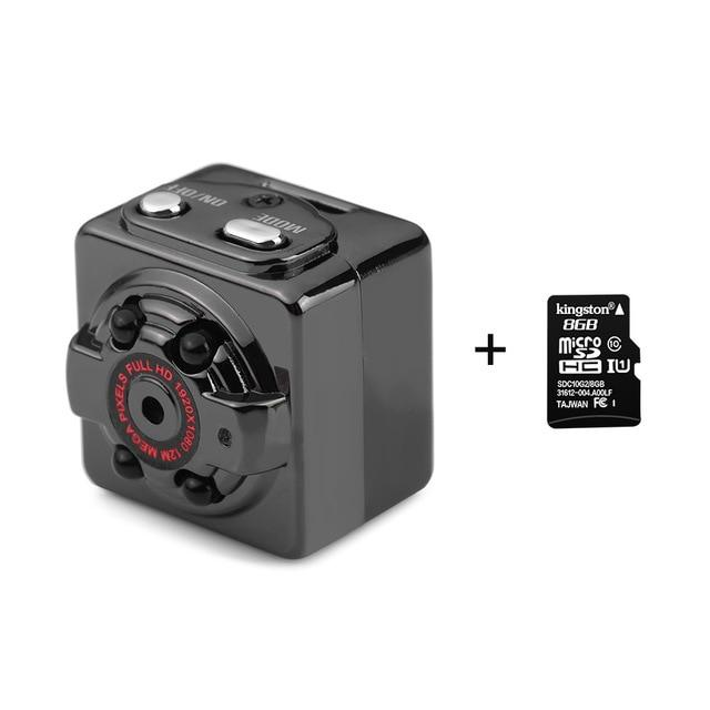 HD 1080P SQ8 Mini Camera