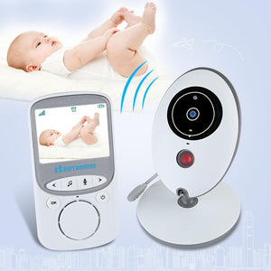 Wireless Baby Monitor camera buttons