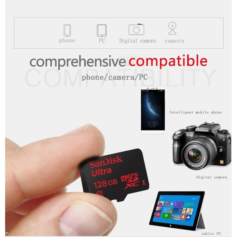 Sandisk High Performance Micro SD Card