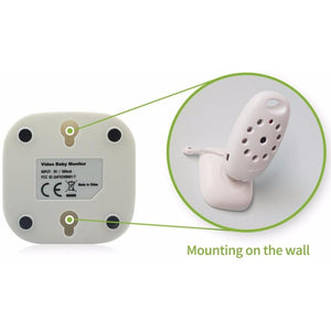 "2.0"" Wireless Video Baby Monitor - Spy Solutions"
