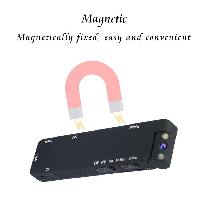 HD Mini Rotated Magnetic Camera - SpyTechStop