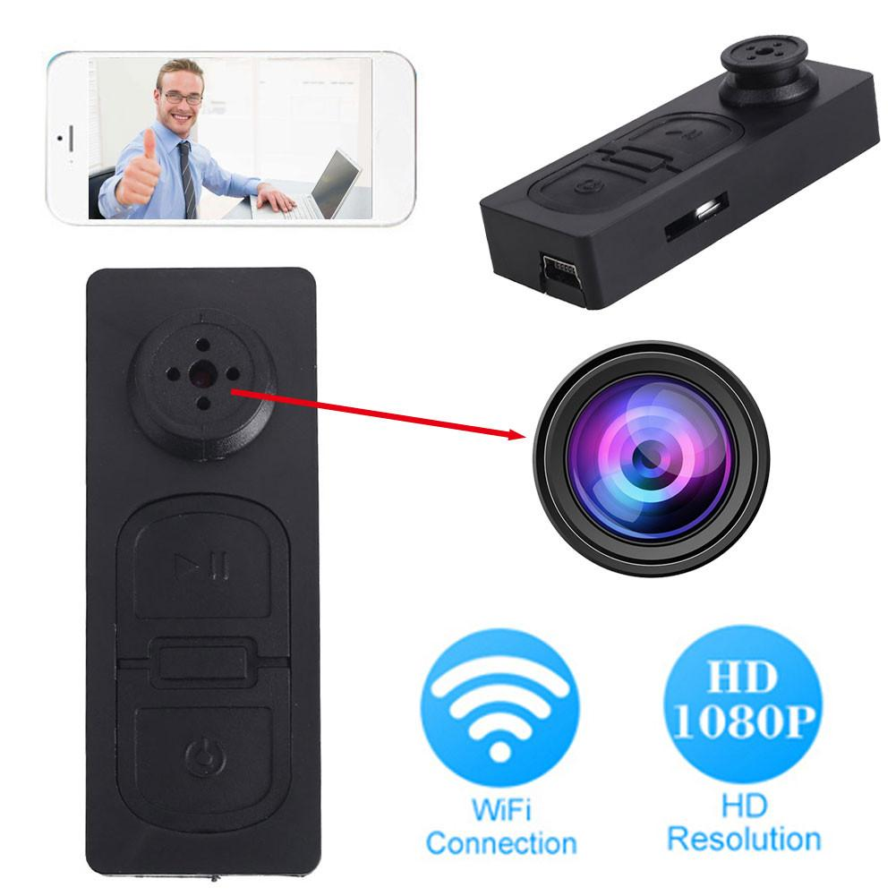 Pinhole Button Camera HD 1080P