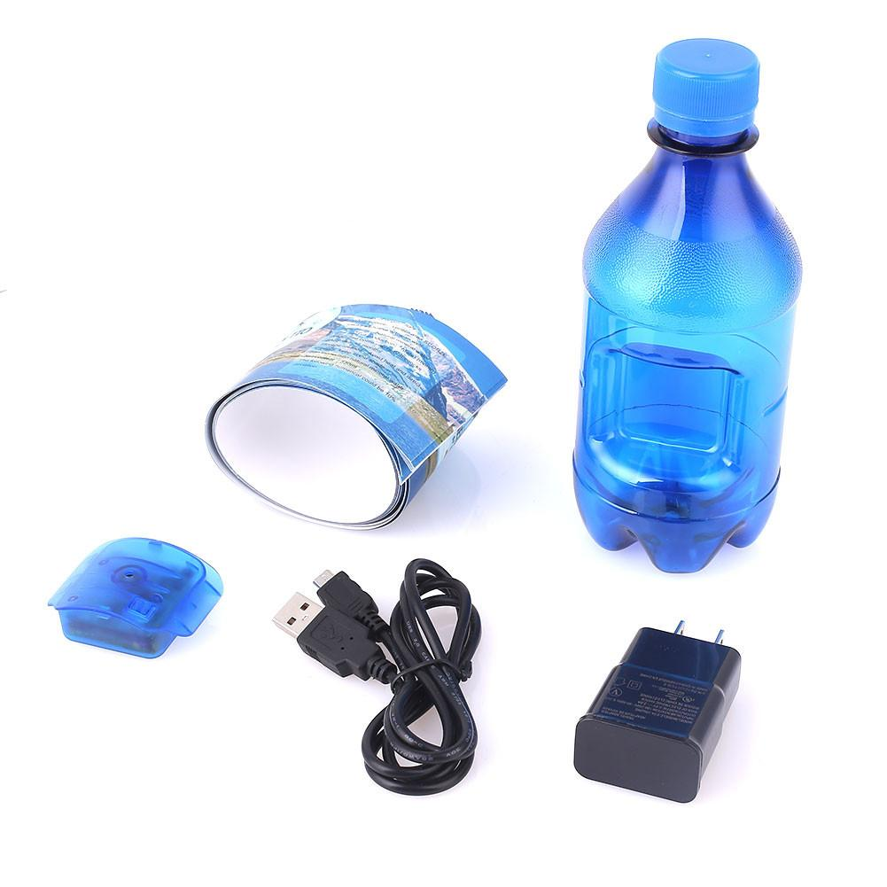 1080P Hidden Drink Bottle Camera - Motion Detect - SpyTechStop