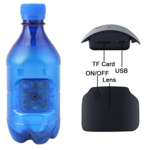 1080P Drink Bottle Hidden Cam - Motion Detect - Spy Solutions