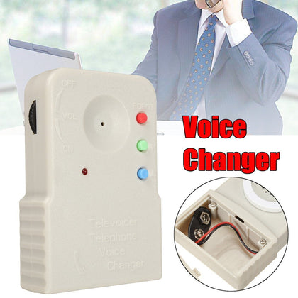 Wireless Mini 8 Multi Voice Changer
