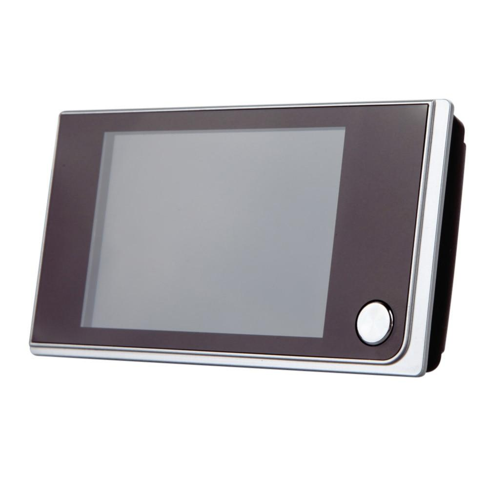 3.5 inch LCD 120 Degree Color Peephole Camera - SpyTechStop