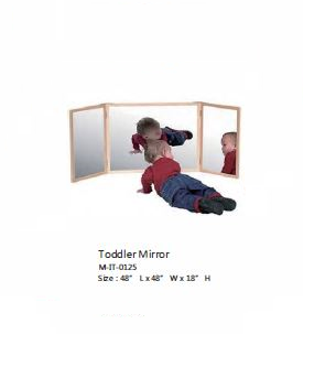 Toddler Mirror