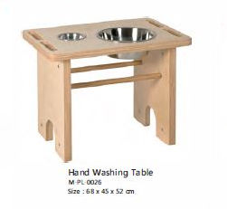 Hand Washing Table