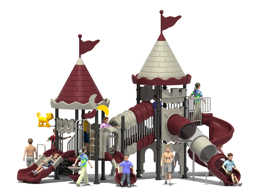 Playground Castle Series 1