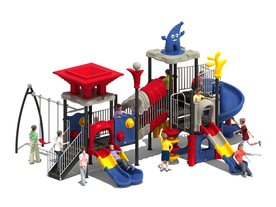 Playground City Series 3