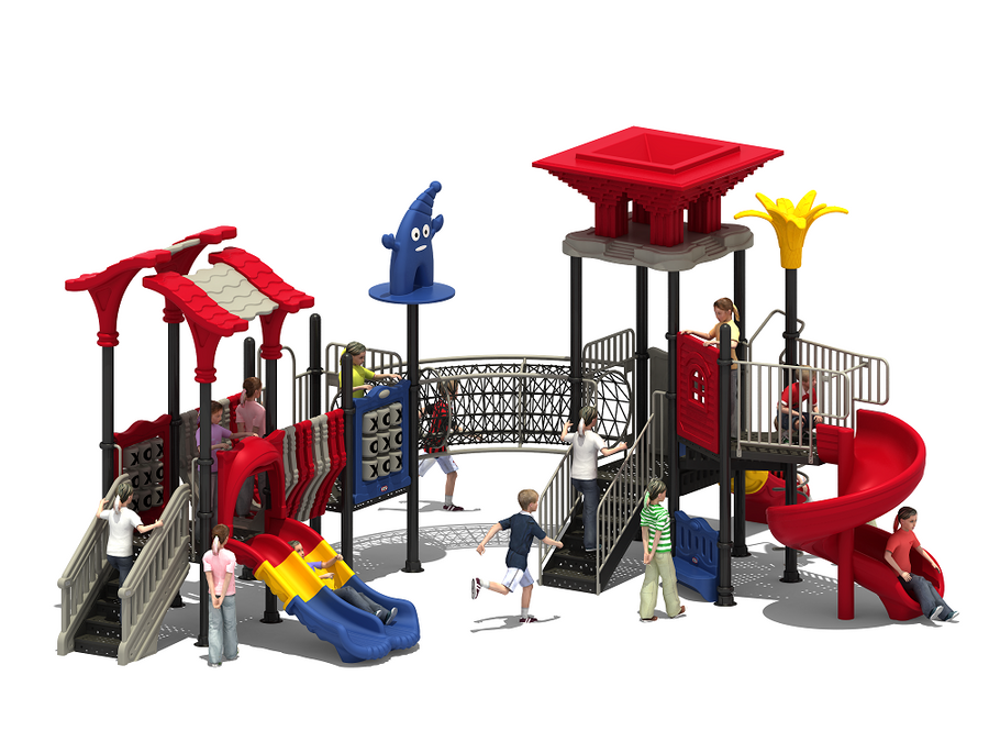 Playground City Series 5