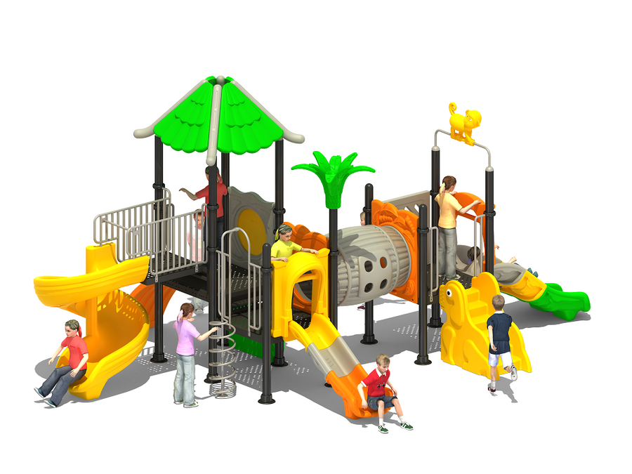 Playground Forest Series 8