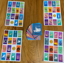 Bible Loteria Game