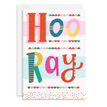 Hooray Card - Seaton Gifts