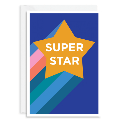 Superstar Card