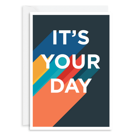 It's Your Day Black Card