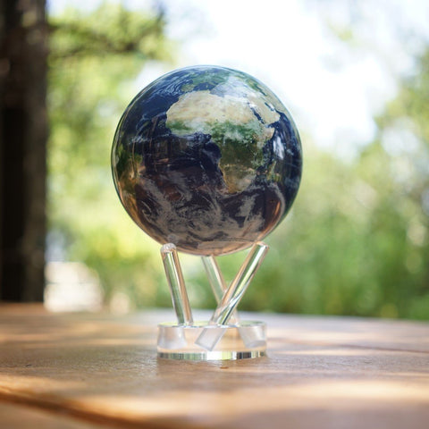 "6"" Mova Globe Satellite Cloud Cover - Seaton Gifts"